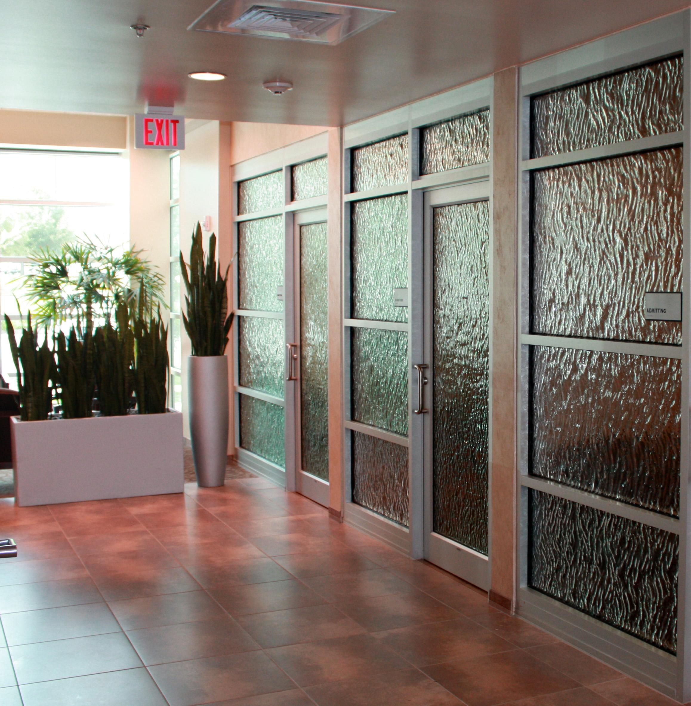 office corridor door glass. Office Corridor Door Glass. Baylor Orthopedic Spine Hospital_3 Glass A C