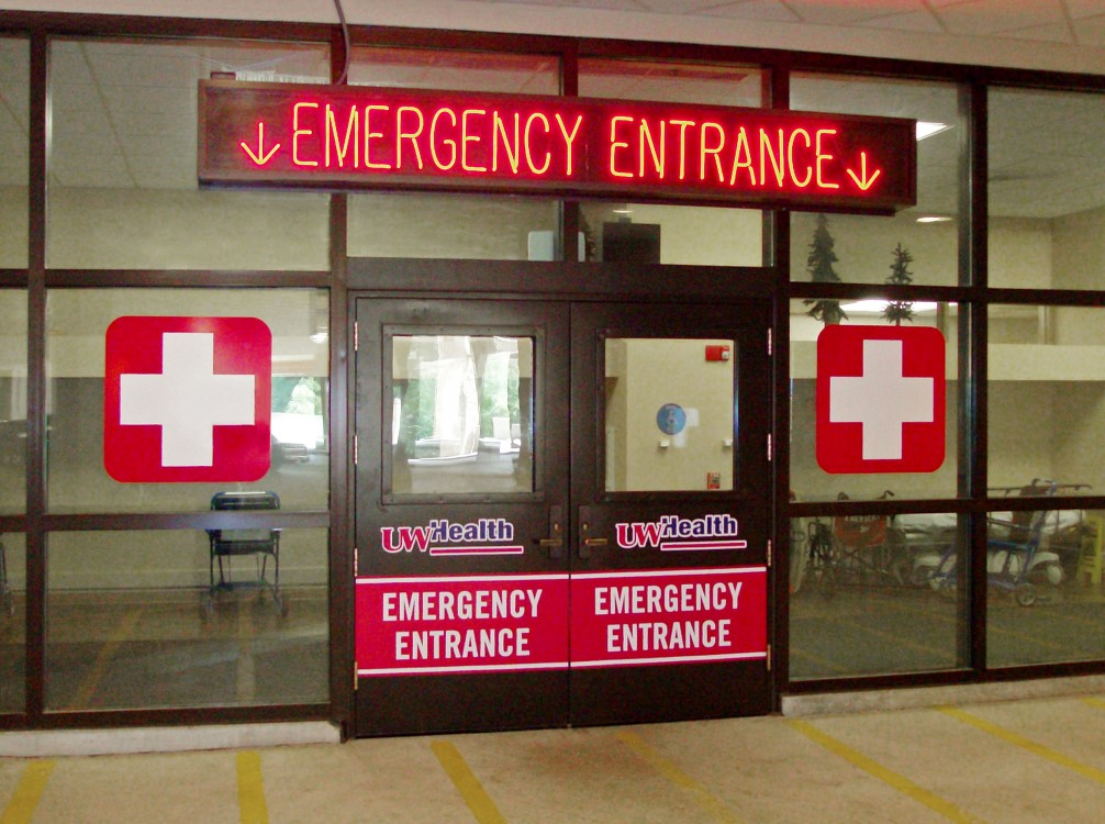 Fire Rated Glass In Healthcare Installations
