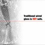 Traditional Wired Glass | SAFTI FIRST