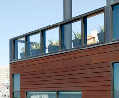 Architectural Balcony Glass in Condominium | SAFTI FIRST