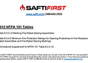 NFPA-101-Tables