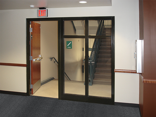 FAQ Fire Rated Glass in Stairwell Enclosures