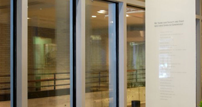 Using Fire Rated Glass In Exterior Applications Saftifirst