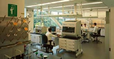 Transparent Lab Walls Enhance Collaboration, Sustainability, Safety