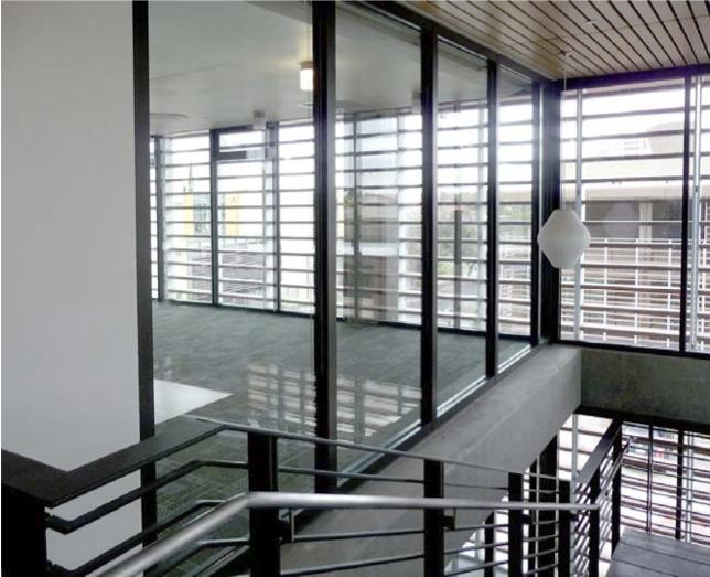 Pomona-stairwell