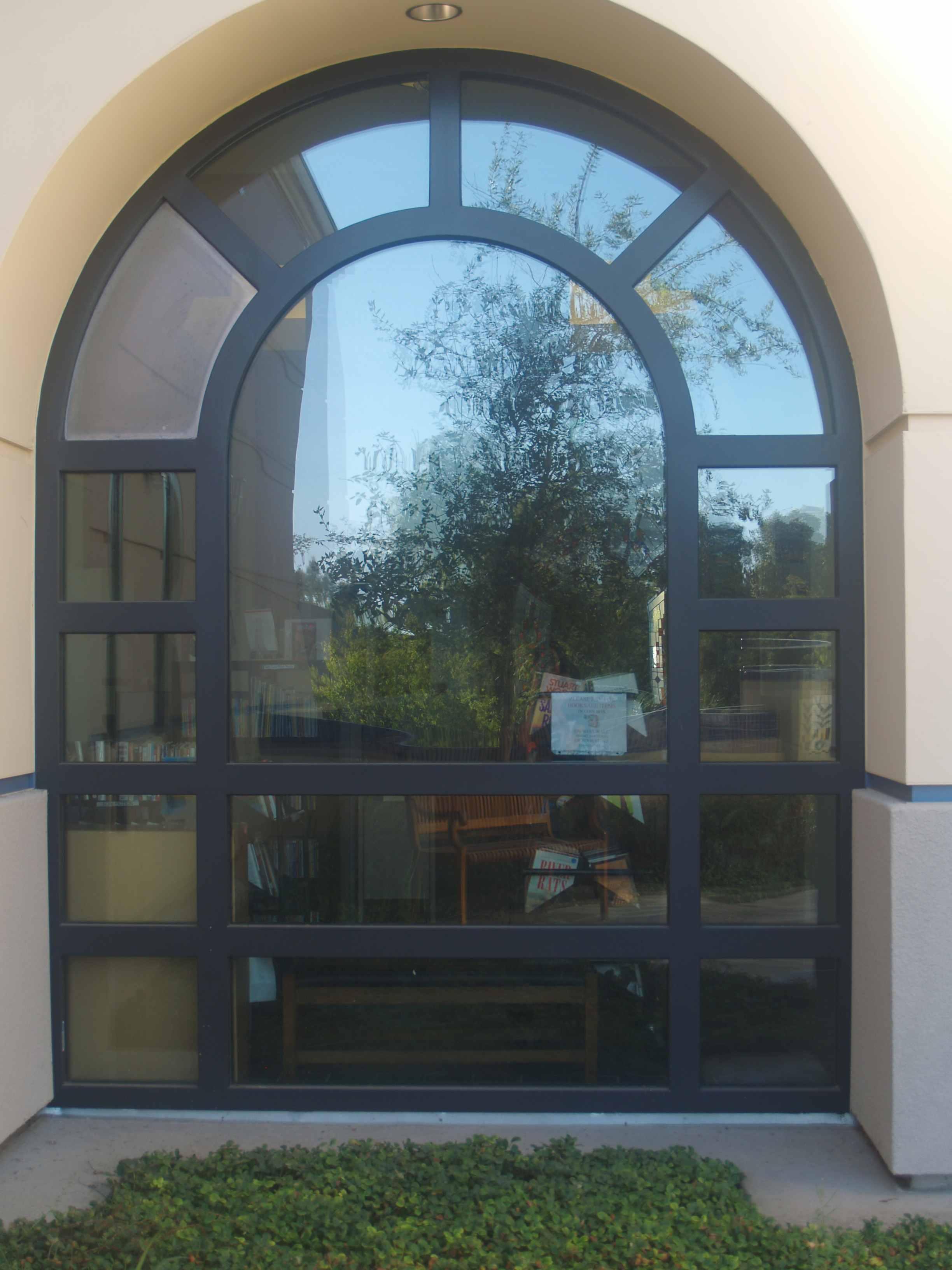 Serra Mesa library, San Diego County