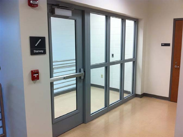 60 minute Fire Rated Glass Applications - SaftiFirst