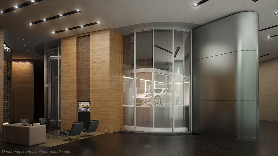 Porsche Design Tower Sets a New Standard of Cool with the Help of Fire Rated Glass