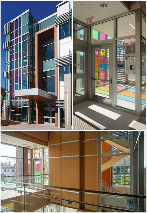 Fire Resistive Curtain Wall Helps Hospital Meet Fire and Seismic Requirements