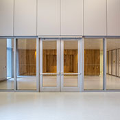 Fire Resistive/Blast Rated System with SuperLite II-XL 120 in GPX Blast Framing and Fire Resistive/Ballistic Rated System with SuperLite II-XL 120 in GPX Ballistic Framing
