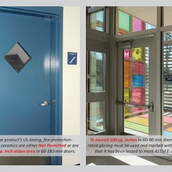 Fire Resistive 60-90 Minute Doors | SAFTI FIRST