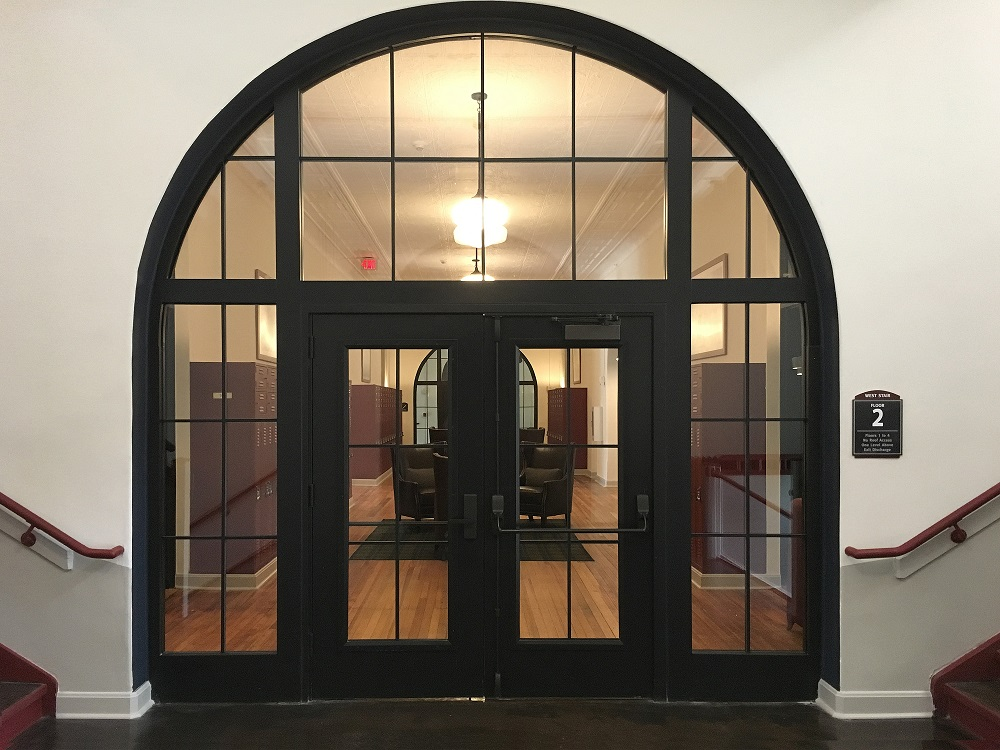 Fire Resistive Glass Opens New Doors for Adaptive Reuse Project