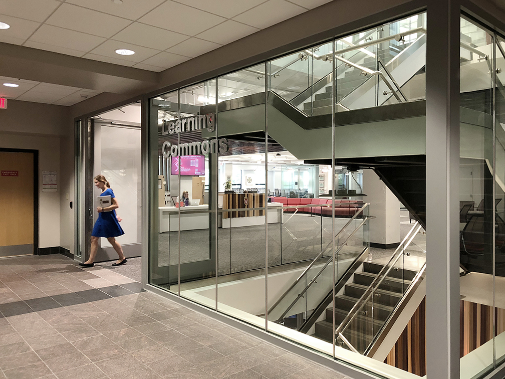 University of Wisconsin School of Business Learning Commons
