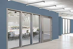 Introducing New Revolutionary Fire Rated Glass   SAFTI FIRST