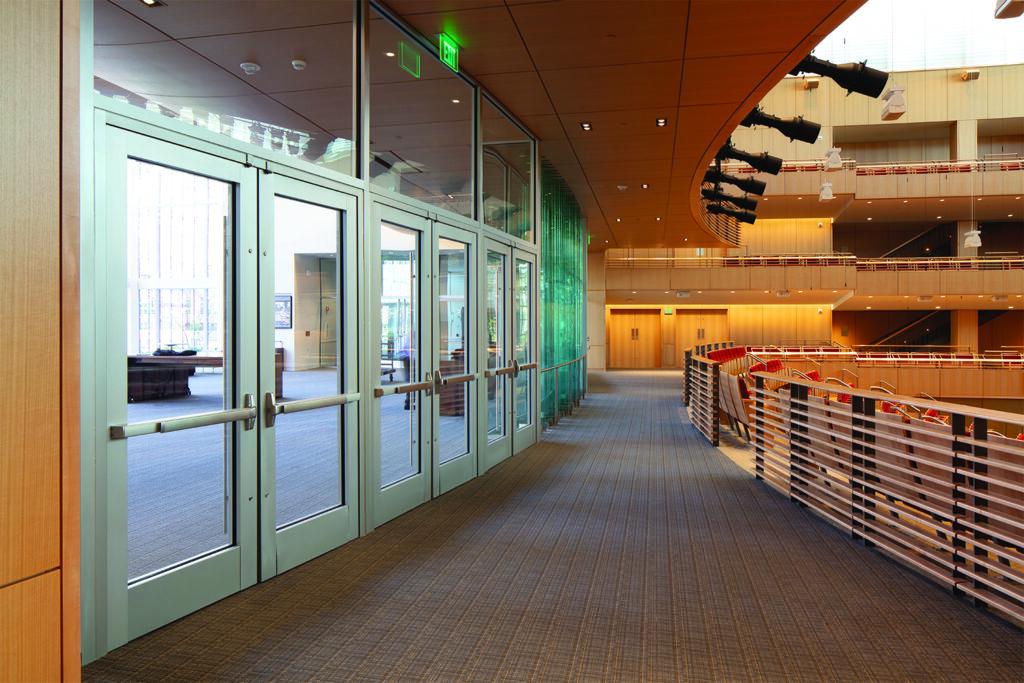 A Clear Solution for Harvard's Klarman Hall